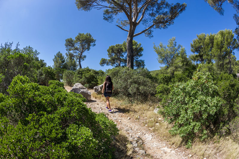 Camping Six-Fours les plages