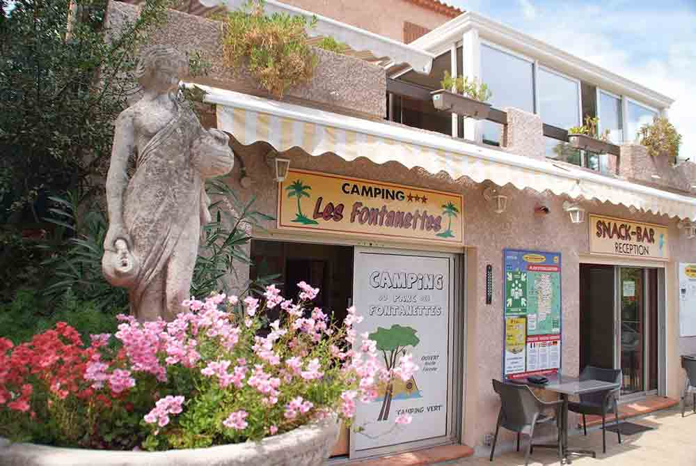 accueil camping fontanettes